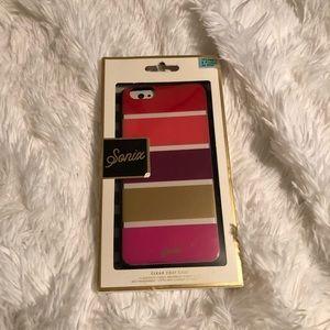 BNIB Sonix Striped IPhone 6 Plus/ 6s Plus Case